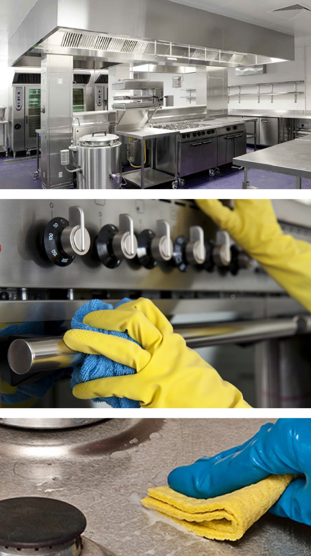 STAINLESS STEEL cocina